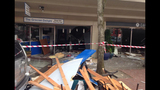 PHOTOS: SUV crashes into building in Columbia city - (5/11)