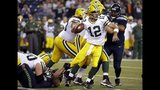 PHOTOS: Seahawks beat Packers 36-16 in… - (10/25)