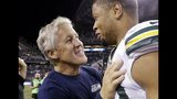 PHOTOS: Seahawks beat Packers 36-16 in… - (4/25)