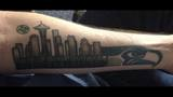 PHOTOS: Viewer's Seattle-inspired tattoos - (11/25)