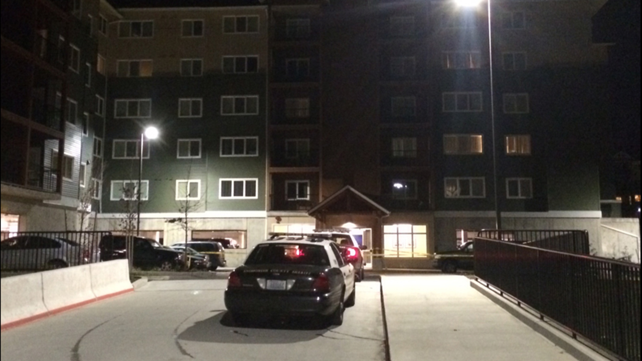 Two stabbed at Lynnwood apartment complex | KIRO-TV