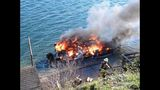 Small boat explosion_6414322