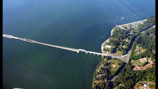 Hood Canal Bridge reopened after Monday afternoon closure