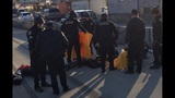 Protesters blocking NB Aurora Ave; police close traffic at Battery tunnel _6676118