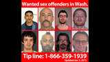 PHOTOS: WANTED sex offenders in Wash. state - (11/25)