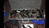 PHOTOS: Pawn shop raid nets dozens of stolen weapons - (1/5)