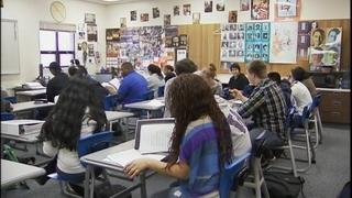 Washington students score best national average on science test