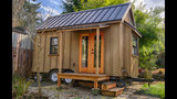 Couple says tiny home offers fuller life, financial stability_7445101