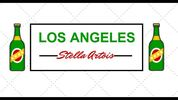 The most widely available beer in the L.A. is - once again - Stella Artois, which is listed on 32% of the city's menus.