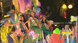 Preparations being made for Seafair Torchlight Parade