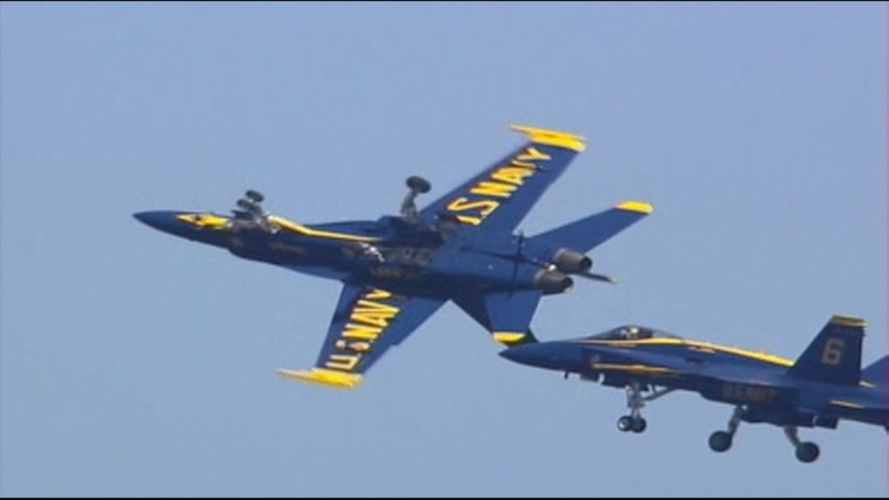Boeing Seafair Air Show | KIRO-TV