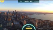 Space Needle is the first building in the U.S. to use the PanoCam - a panoramic camera that takes continuous 360-degree images of the city. The photos will help capture Seattle's changing skyline, as well as gather