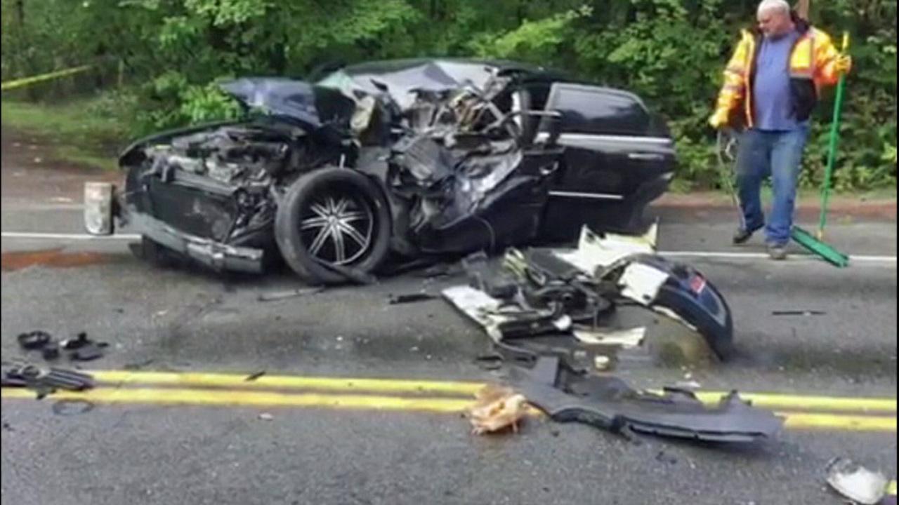 Children OK after school bus crash in North Bend | KIRO-TV