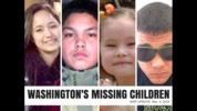 This gallery has photos of children listed as missing by the Washington State Patrol. Click here to see the list. WSP updated its list Nov. 4, 2015.