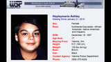 Washington State's Missing Children - (10/25)