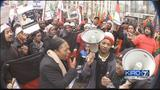VIDEO: Seattle's Ethiopian community march downtown streets