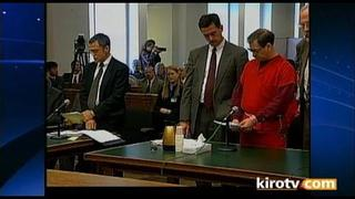VIDEO: Green River Killer Gary Ridgway pleads guilty, 2003