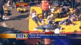 VIDEO: Seattle Fire Department briefing on mass casualty crash