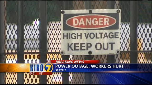 Thousands lose power after 3 Seattle City Light employees
