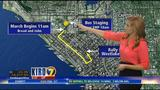 VIDEO: Alexis Smith maps out where striking teachers will march