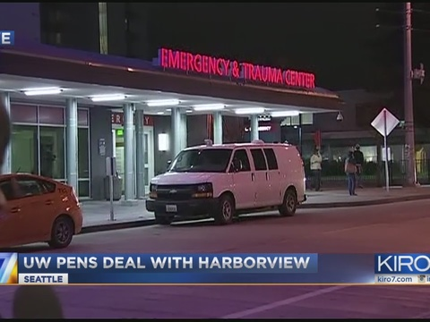Uw Likely To Run Harborview Medical Center Another Kiro Tv