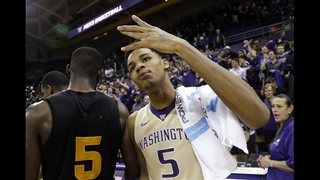 Murray scores 34, Washington holds off Arizona St 95-83