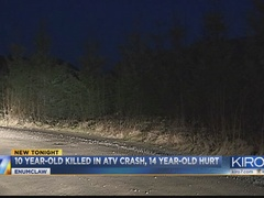 10-year-old boy dead, brother critically injured after ATV rollover