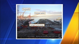 Crews to repair damage to Seattle pier damaged by runaway barge