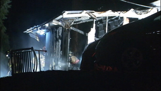 Chickens killed in Burien fire