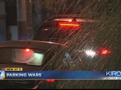 Central Seattle homeowners push city for parking restrictions