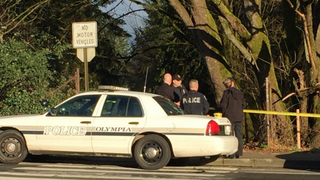 Person injured in stabbing on Olympia trail