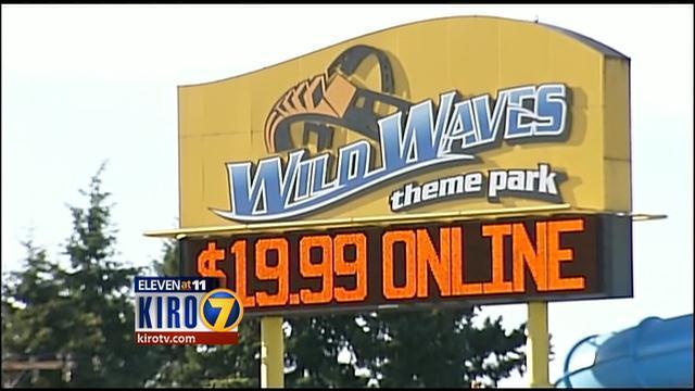 Wild Waves Voyeur Arrested  Kiro-Tv-5563