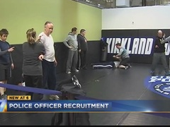 Kirkland police: Qualified applicants needed to avoid officer shortage