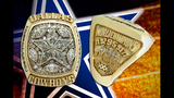#9. Super Bowl XXX: Tied with #10 for a $40,000 value, the 1995 Dallas Cowboys' ring.