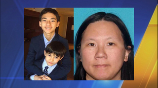 Bellevue boys allegedly abducted by mother located safe in Mexico