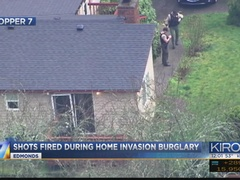 Police looking for 4 men in Edmonds home invasion