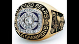 7. Super Bowl XX: 1985 Chicago Bears ring is worth $45,000