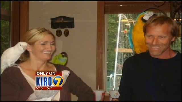 Bird sanctuary owners charged with robbery for rescuing parrot