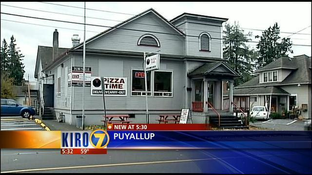 time in puyallup