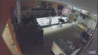 Burglars break into Renton vape shop   KIRO-TV