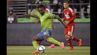 Seattle Sounders say Chinese team wants Obafemi Martins