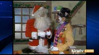 VIDEO JP Patches and Santa, 1970s