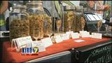 VIDEO: Medical marijuana farmers market opens in Seattle