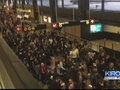 VIDEO: Security line travel warning at Sea-Tac Airport