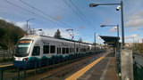 SoundTransit light rail. File photo