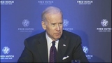 VIDEO: VP Joe Biden visits Fred Hutch