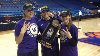 Washington women beat Stanford 85-76 to reach Final Four