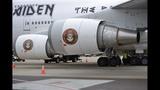 PHOTOS: Iron Maiden's Boeing 747, aka 'Ed Force One' - (9/30)