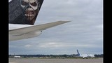 PHOTOS: Iron Maiden's Boeing 747, aka 'Ed Force One' - (4/30)