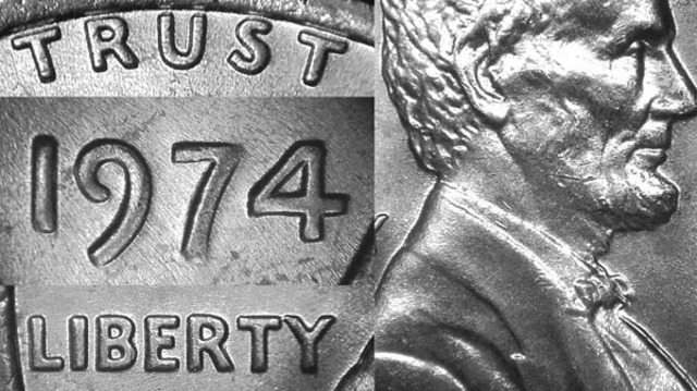 100+ 1974 Aluminum Penny Not Dated – yasminroohi
